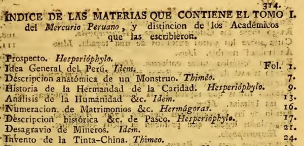 MERCURIO PERUANO PDF
